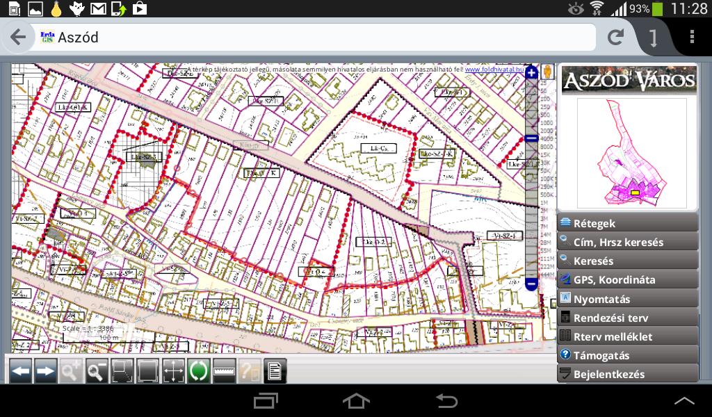 debrecen térkép hrsz ErdaGIS web | Erda Kft. debrecen térkép hrsz