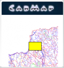 CabMap fiber optic network documenting software