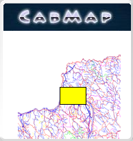 CabMap fiber optic network documenting software